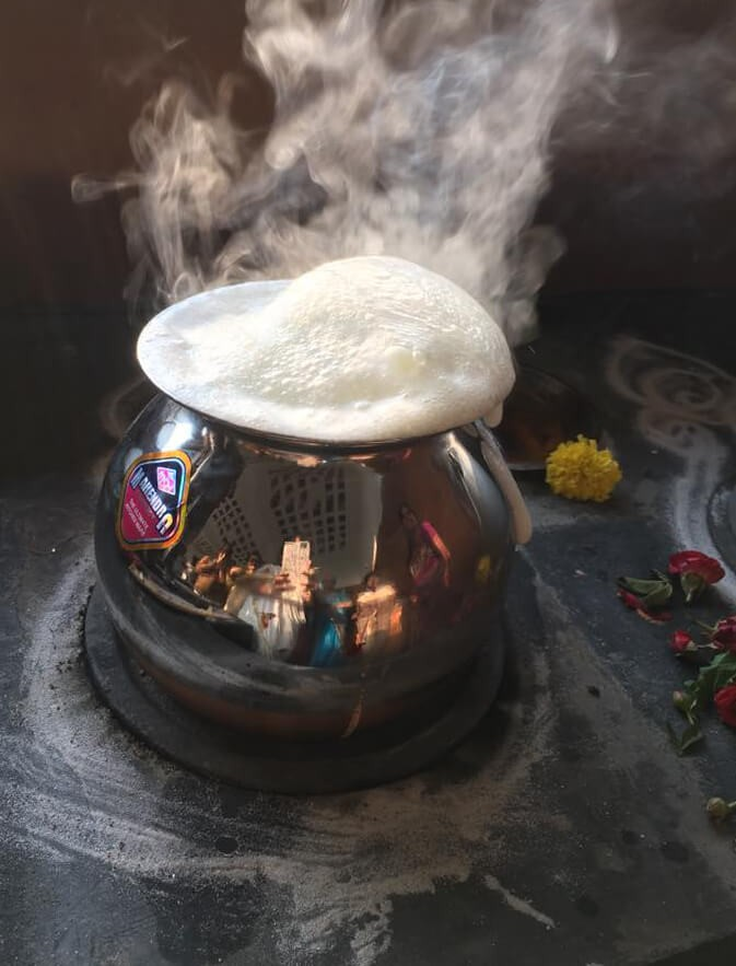 Balagrama kitchen inauguration
