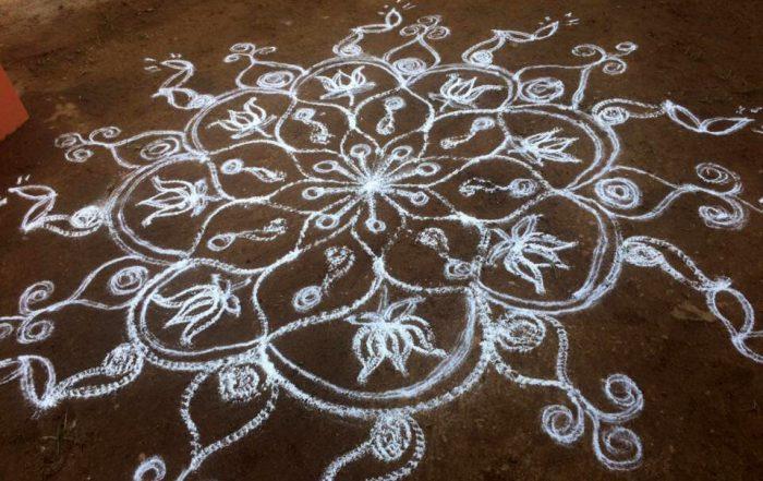 Floor ornaments