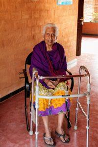Village elder resident
