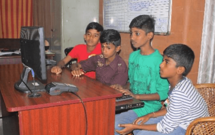 Online Class at Balagrama